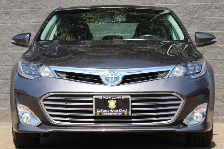 2015 Toyota Avalon Hybrid XLE Touring  Gray All advertised prices exclude government fees and t
