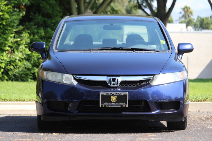2011 Honda Civic Sdn LX  Blue DONT MISS OUT ON OUR SALES GOING ON RIGHT NOW     COME CHECK O