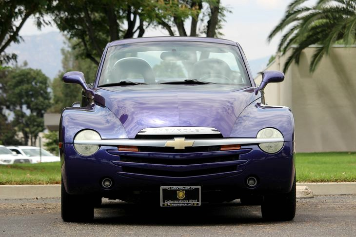 2004 Chevrolet SSR LS Engine Vortec 5300 V8 Sfi Purple DONT MISS OUT ON OUR SALES GOING ON RI