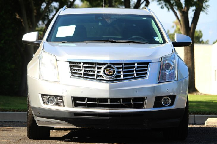 2015 Cadillac SRX Performance Collecti Engine 36L Sidi Dohc V6 Vvt Silver All advertised pric