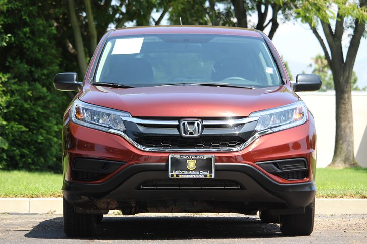 2015 Honda CR-V LX  Orange DONT MISS OUT ON OUR SALES GOING ON RIGHT NOW     COME CHECK OUT