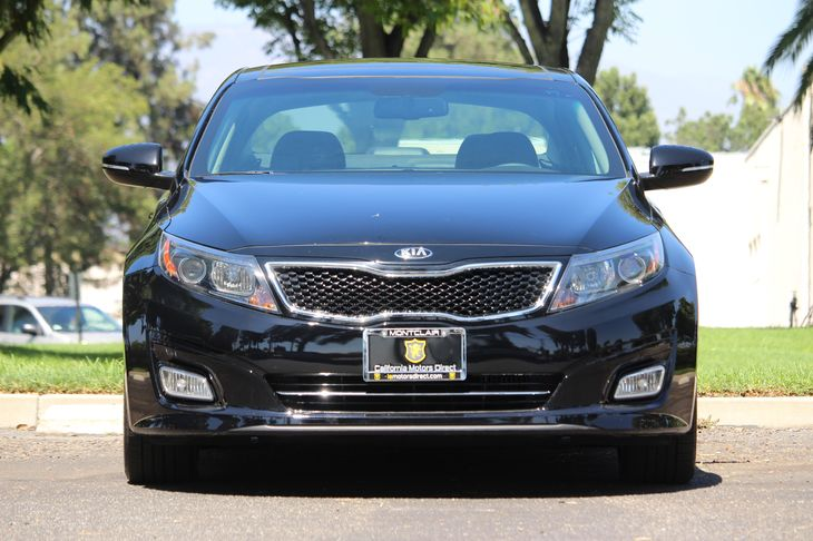 2015 Kia Optima SX Turbo  Ebony Black All advertised prices exclude government fees and taxes