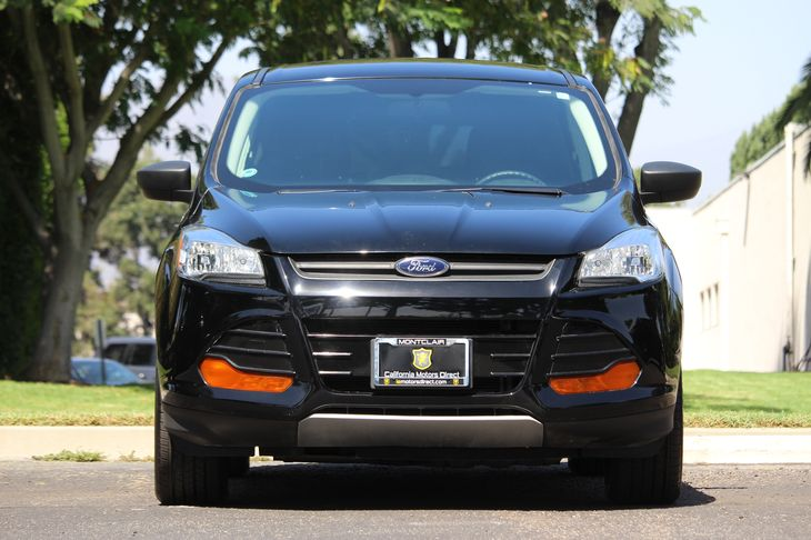 2016 Ford Escape S Engine Duratec 25L I-4 Shadow Black COME SEE OUR SALES WE HAVE GOING ON