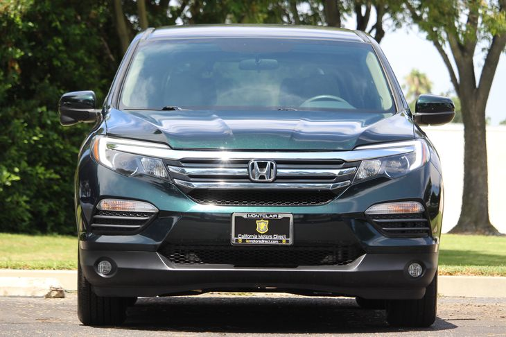 2016 Honda Pilot EX  Green DONT MISS OUT ON OUR SALES GOING ON     MUST SEE OUR PRISTINE GRE