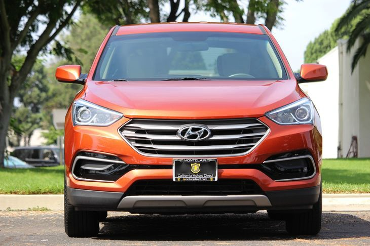 2017 Hyundai Santa Fe Sport 24L  Orange DONT MISS OUT ON OUR SALES GOING ON     COME CHECK