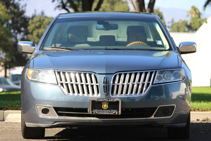 2011 Lincoln MKZ  35L Dohc 24-Valve V6 Duratec Engine Sterling Gray Metallic All advertised pr