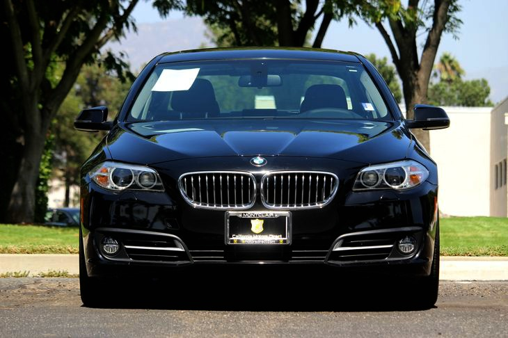 2015 BMW 5 Series 528i  Black All advertised prices exclude government fees and taxes any fina