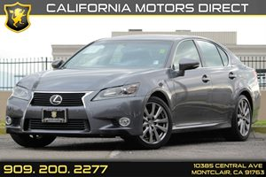 2013 Lexus GS 350  Carfax 1-Owner Air Conditioning  AC Audio  AmFm Stereo Audio  Auxiliary