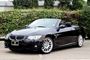 2012 BMW 3 Series 328i Carfax 1-Owner  Black Sapphire Metallic 31206 Per Month-On Approved C
