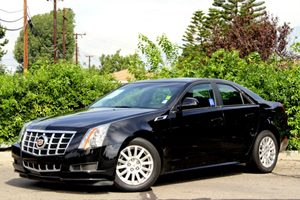 2013 Cadillac CTS Sedan Luxury Carfax 1-Owner Air Conditioning  AC Air Conditioning  Climate