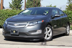 2012 Chevrolet Volt  Carfax 1-Owner Air Conditioning  AC Air Conditioning  Climate Control A