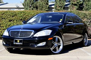 2009 MERCEDES S550 4MATIC Sedan Carfax Report - No Accidents  Damage Reported to CARFAX  Black