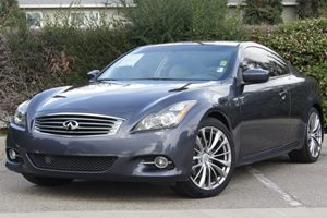 2011 Infiniti G37 Coupe Journey Carfax 1-Owner Air Conditioning  AC Air Conditioning  Climate
