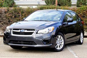 2013 Subaru Impreza Wagon 20i Premium Carfax 1-Owner - No Accidents  Damage Reported to CARFAX