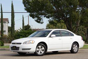 2013 Chevrolet Impala LS Carfax 1-Owner Air Conditioning  AC Air Conditioning Single-Zone Man
