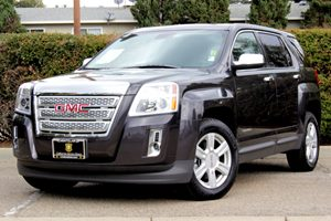 2015 GMC Terrain SLE Carfax 1-Owner Air Conditioning  AC Audio  AmFm Stereo Audio  Auxilia