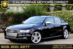 2014 Audi S4 Premium Plus Carfax 1-Owner Air Conditioning  AC Air Conditioning  Climate Contr