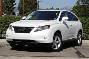 2011 Lexus RX 350  Carfax 1-Owner Air Conditioning  AC Air Conditioning  Climate Control Air