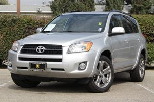 2012 Toyota RAV4 Sport Carfax Report - No Accidents  Damage Reported to CARFAX Air Conditioning