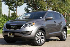 2015 Kia Sportage LX Carfax 1-Owner - No Accidents  Damage Reported to CARFAX Air Conditioning