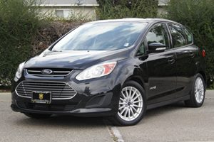 2013 Ford C-Max Hybrid SE Carfax 1-Owner - No Accidents  Damage Reported to CARFAX  Tuxedo Bla