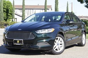 2014 Ford Fusion SE Carfax 1-Owner Air Conditioning  AC Air Filtration Audio  Auxiliary Audi