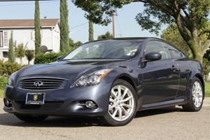 2013 Infiniti G37 Coupe Journey Carfax 1-Owner Air Conditioning  Climate Control Air Conditioni