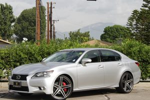 2013 Lexus GS 350  Carfax Report - No Accidents  Damage Reported to CARFAX Air Conditioning  A