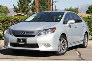 2010 Lexus HS 250h  Carfax Report Air Conditioning  Climate Control Air Conditioning  Multi-Zo