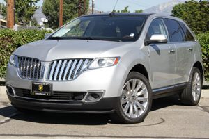 2012 Lincoln MKX  Carfax 1-Owner  Ingot Silver Metallic  307 Per Month - On Approved Credit