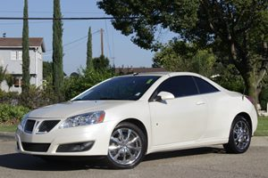 2009 Pontiac G6 GT w1SB Carfax Report - No Accidents  Damage Reported to CARFAX Air Conditionin