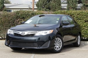 2012 Toyota Camry L Carfax 1-Owner - No Accidents  Damage Reported to CARFAX  Cosmic Gray Mica