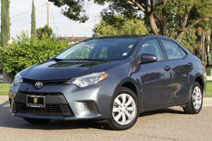 2014 Toyota Corolla L Carfax 1-Owner  4Evergreen Mica 17047 Per Month -OnApproved Credit