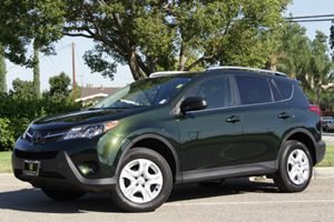 2013 Toyota RAV4 LE Carfax Report Air Conditioning  AC Audio  AmFm Stereo Audio  Auxiliary
