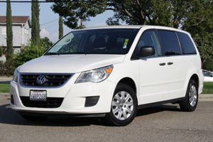 2010 Volkswagen Routan S Carfax Report - No Accidents  Damage Reported to CARFAX Air Conditionin
