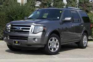 2013 Ford Expedition Limited Carfax 1-Owner - No Accidents  Damage Reported to CARFAX Air Condit