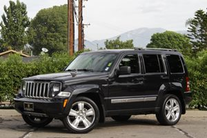 2012 Jeep Liberty Limited Jet Carfax 1-Owner - No Accidents  Damage Reported to CARFAX Air Condi