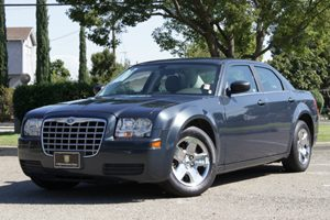 2008 Chrysler 300 LX Carfax Report Air Conditioning  AC Air Conditioning  Rear AC Audio  A
