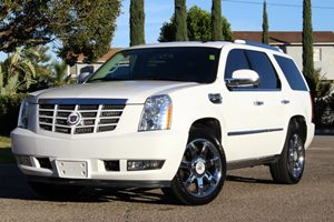 2012 Cadillac Escalade Hybrid  Carfax 1-Owner Air Conditioning  AC Air Conditioning  Climate