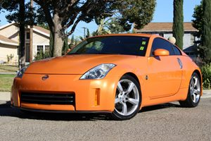 2007 Nissan 350Z Touring Carfax Report - No Accidents  Damage Reported to CARFAX Air Conditionin