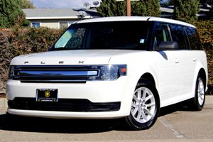 2013 Ford Flex SE Carfax 1-Owner Air Conditioning  AC Air Conditioning  Rear AC Audio  Am