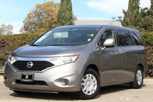 2012 Nissan Quest S Carfax Report - No Accidents  Damage Reported to CARFAX Air Conditioning  A