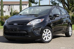 2013 Ford Fiesta SE Carfax 1-Owner Air Conditioning  AC Air Conditioning WElectronic Actuatio