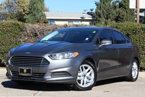 2013 Ford Fusion SE Carfax 1-Owner  Sterling Gray  17697 Per Month -On Approved Credit
