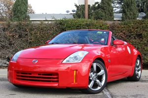 2009 Nissan 350Z Touring Carfax Report - No Accidents  Damage Reported to CARFAX Air Conditionin