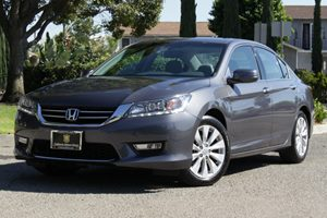 2013 Honda Accord Sdn Touring Carfax 1-Owner Air Conditioning  AC Air Conditioning  Climate C