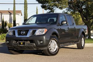 2014 Nissan Frontier SV Carfax 1-Owner - No Accidents  Damage Reported to CARFAX  Night Armor