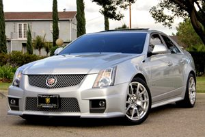 2014 Cadillac CTS-V Sedan  Carfax Report - No Accidents  Damage Reported to CARFAX Air Condition