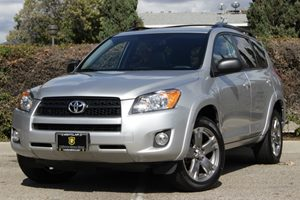 2012 Toyota RAV4 Sport Carfax 1-Owner Air Conditioning  AC Air Conditioning WAir Filter Audi