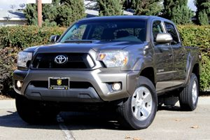 2012 Toyota Tacoma PreRunner Carfax 1-Owner Air Conditioning Air Conditioning  AC Audio  Am